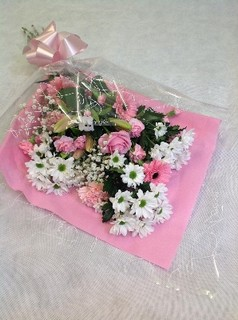 Bouquet for baby girl